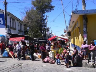 グアテマラのチチカステナンゴ