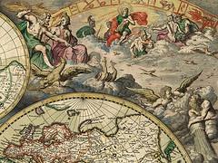 World Map 1689 — No. 4