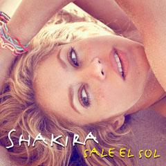 ShakiraのアルバムSale-el-solのジャケット