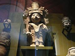 マヤ文明の土偶