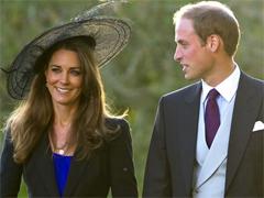 ウィリアム王子とケイト・ミドルトンさん