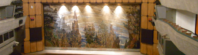小樽市民会館の舞台