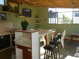 キッチンと共有スペース