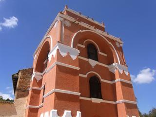 サンクリストバルデラスカサスの塔
