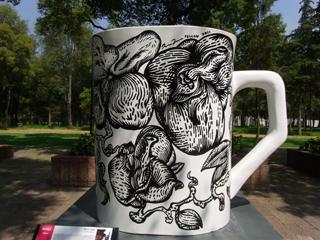 メキシコ人アーティストがデザインしたコーヒーカップ4