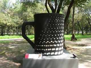 メキシコ人アーティストがデザインしたコーヒーカップ5