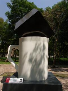 メキシコ人アーティストがデザインしたコーヒーカップ6