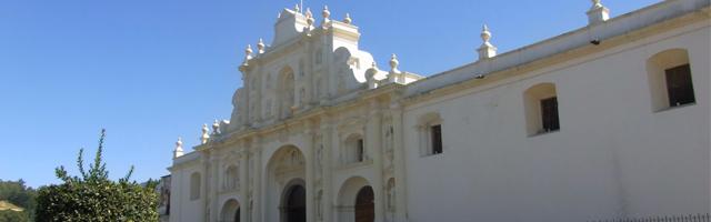 アンティグアのカテドラル