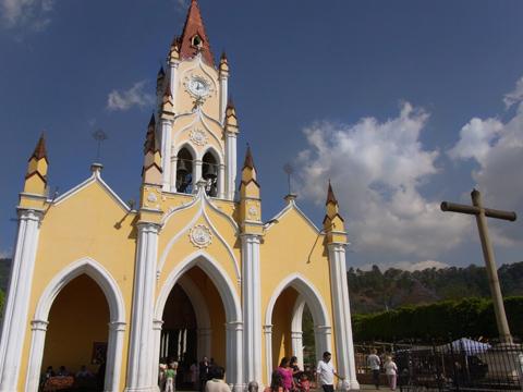 サン・フェリペ・デ・ヘスス教会