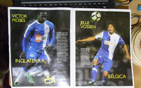 Victor Moses Jelle Vossen