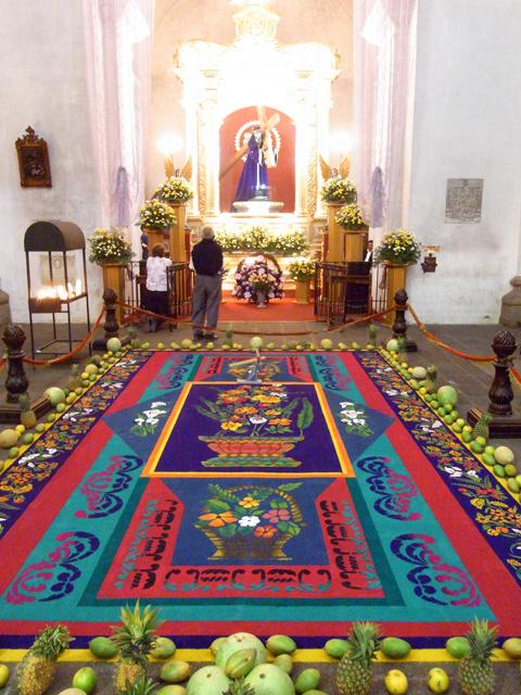 メルセッ教会のアルフォンブラ