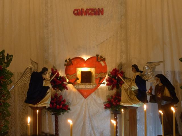 ベレン教会のサグラリオ