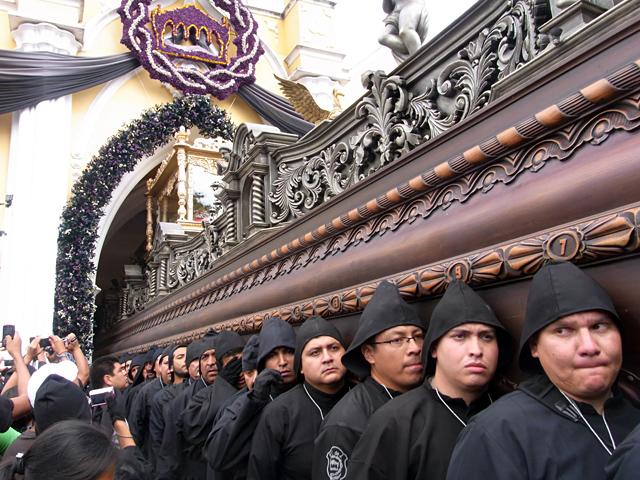 サンフェリペのプロセシオン・サリーダ