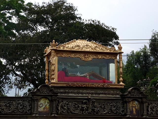 サン・フェリペ教会のプロセシオン