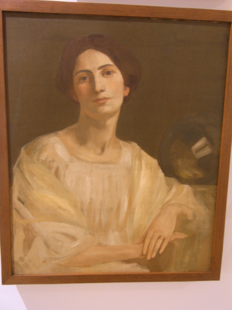 ソウマヤ美術館で展示されていた作品