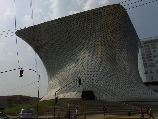 ソウマヤ美術館の外観