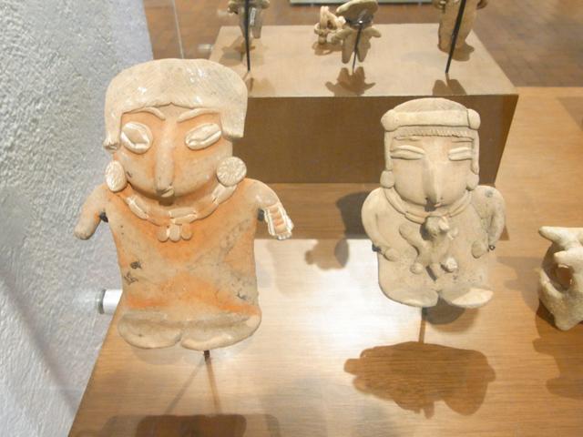 アロンディガ・デ・グラナディータスの展示品