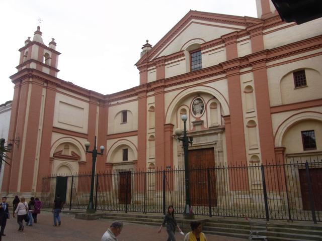 ボゴタにある教会