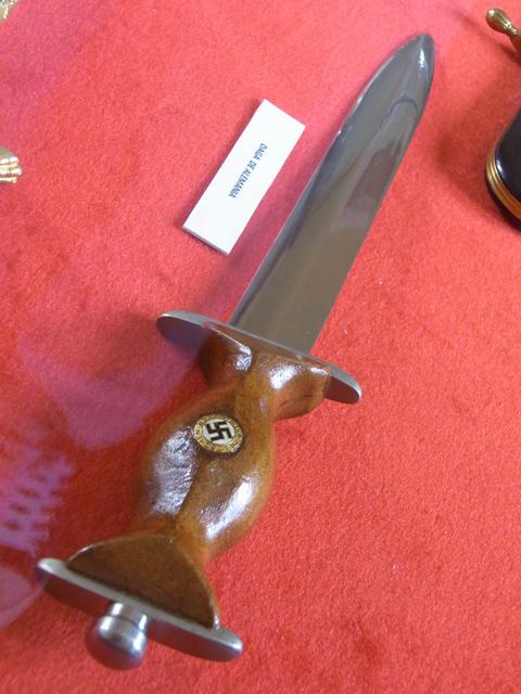 ナチスのナイフ?