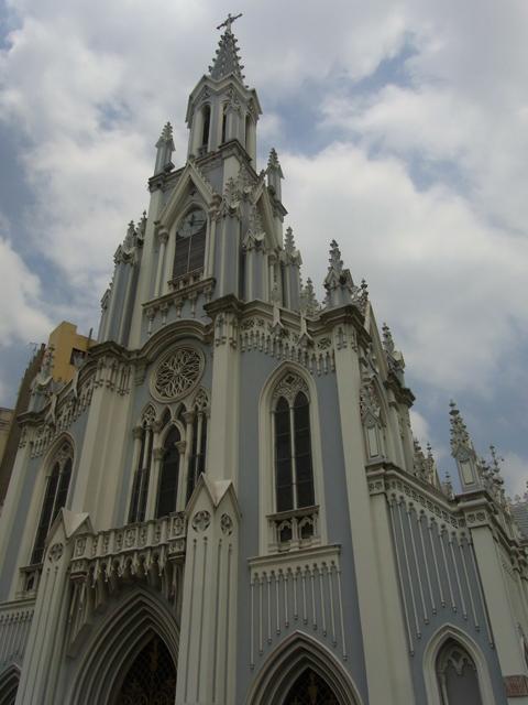 カリの教会
