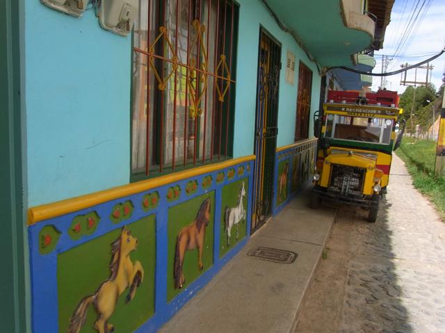 グアタペの街並み1