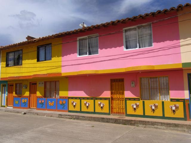 グアタペの街並み2
