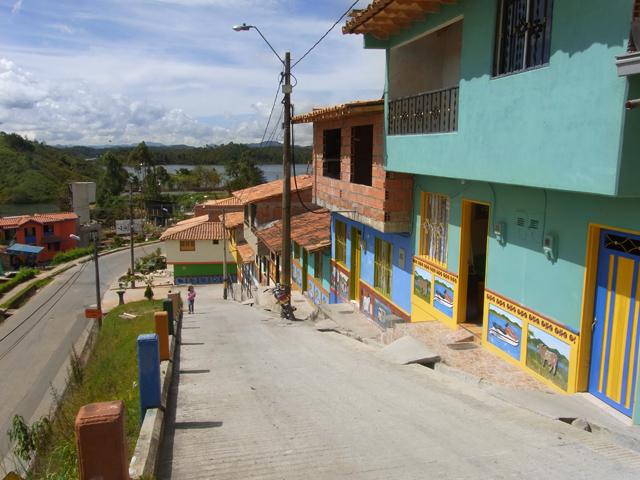 グアタペの街並み3