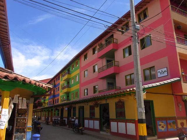 グアタペの街並み8