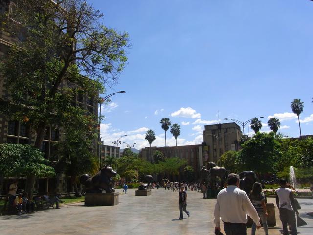ボテロ広場