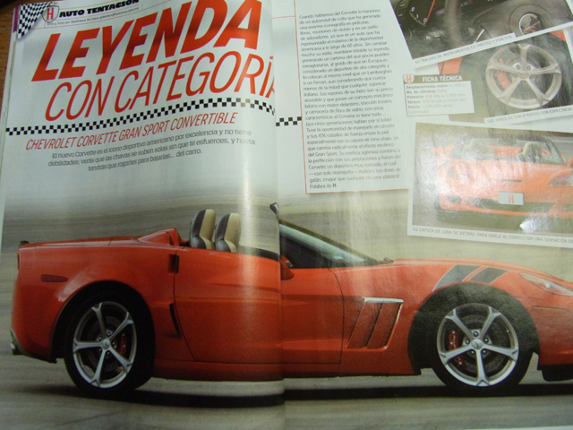 Revista Hの中身2