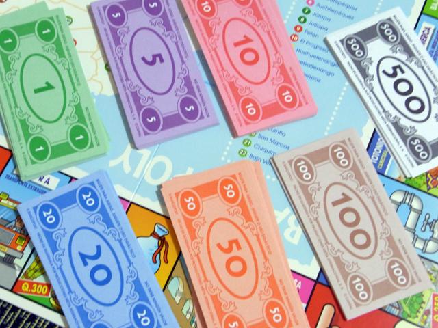 BANCOPOLYのお金