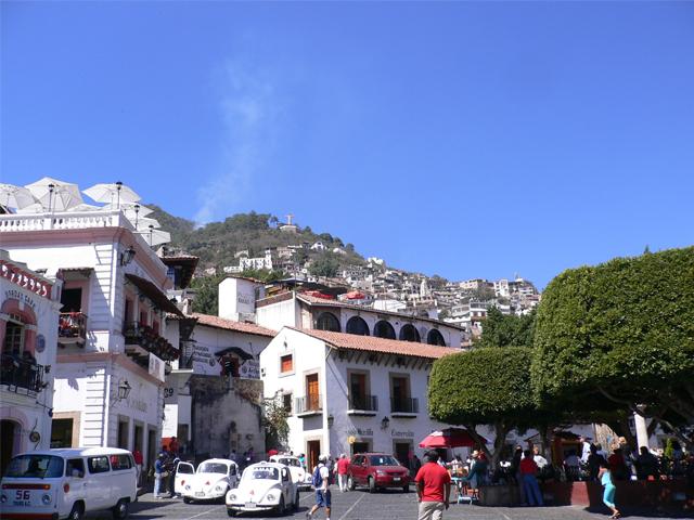 タスコの街