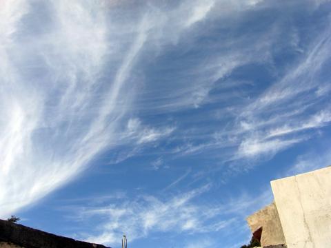 アンティグアの空