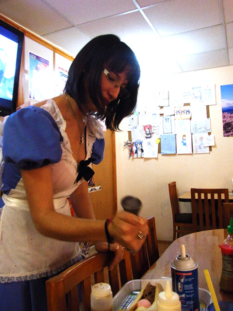house maid cafeのnaomiちゃん