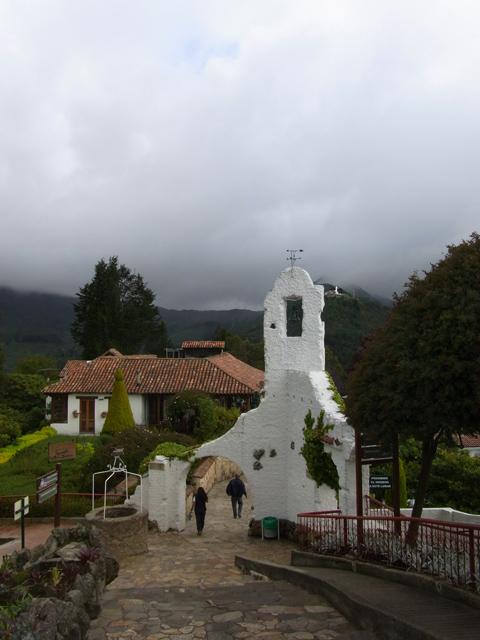モンセラーテの丘の景色