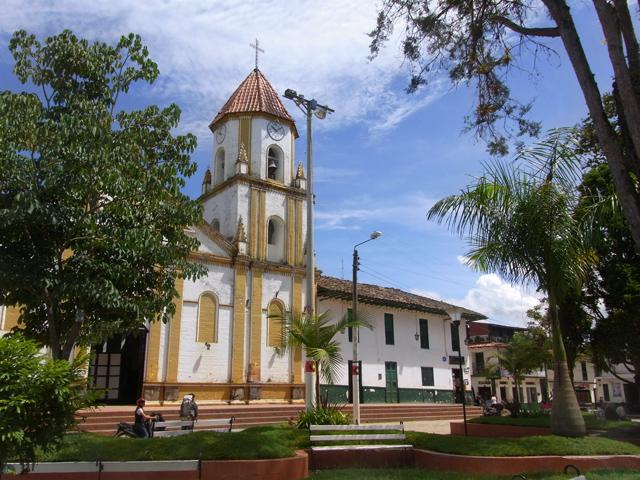 サン・アグスティンにあった教会