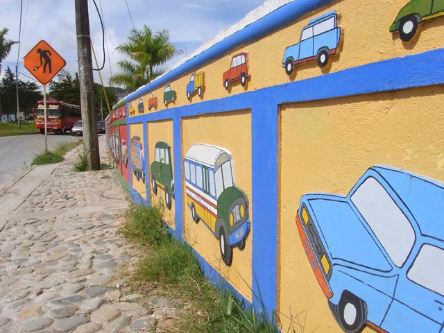 グアタペの街並み4