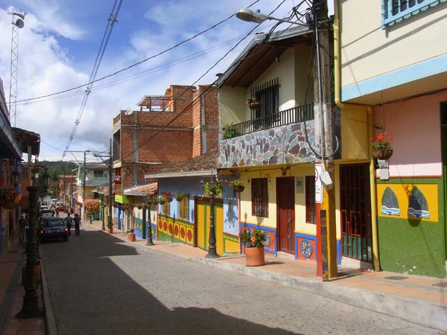 グアタペの街並み6