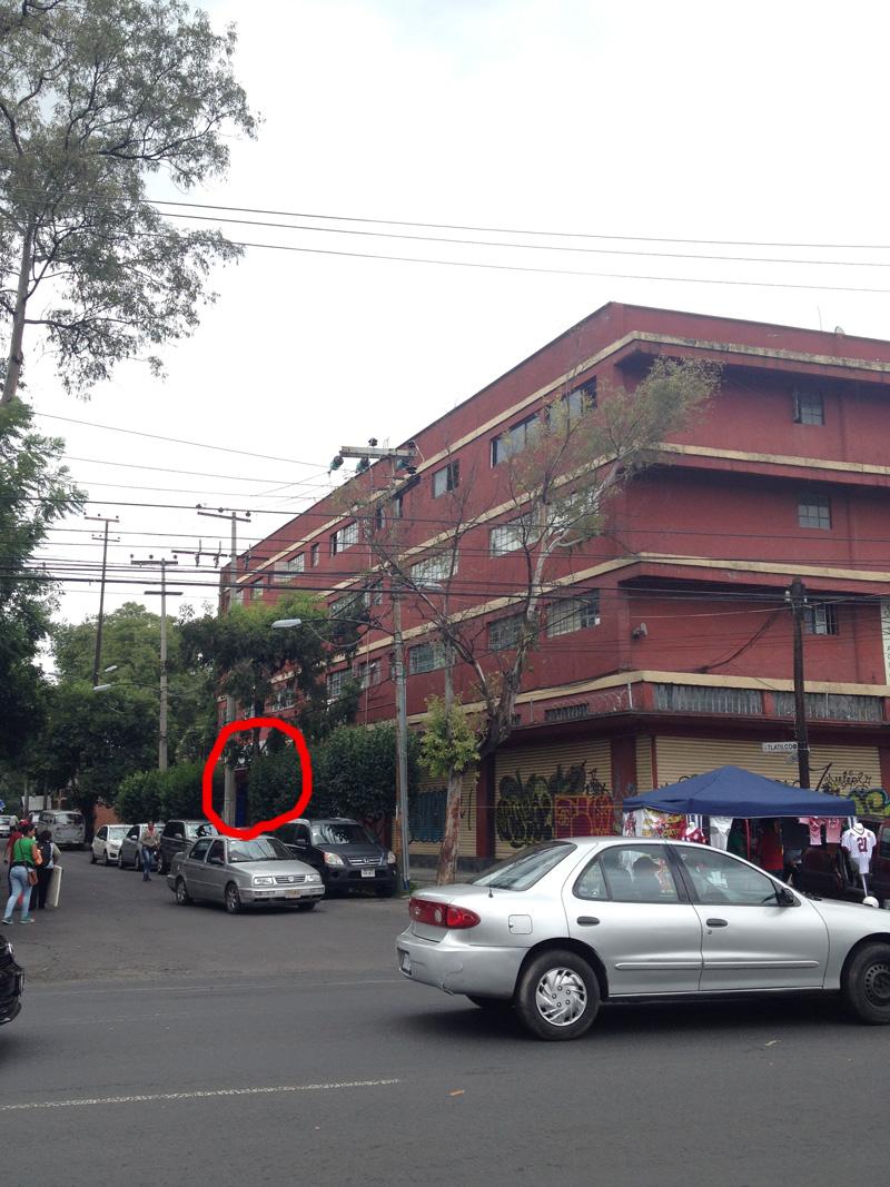 メキシコシティのクライミングジムTOKA la escalada