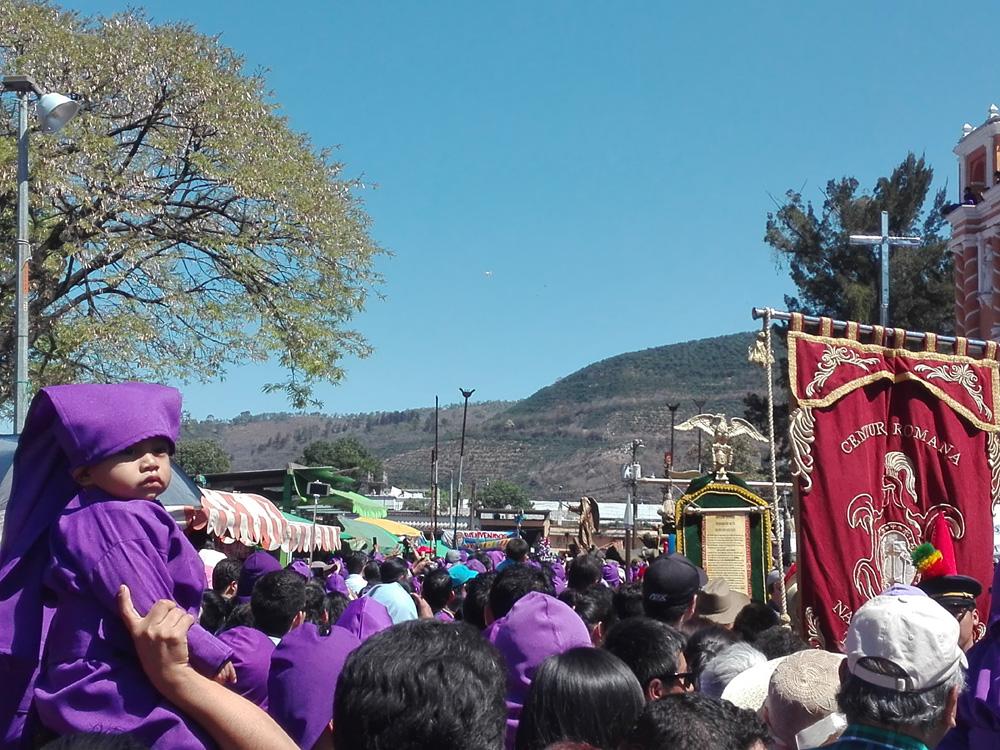 アンティグアのセマナサンタやクアレスマ