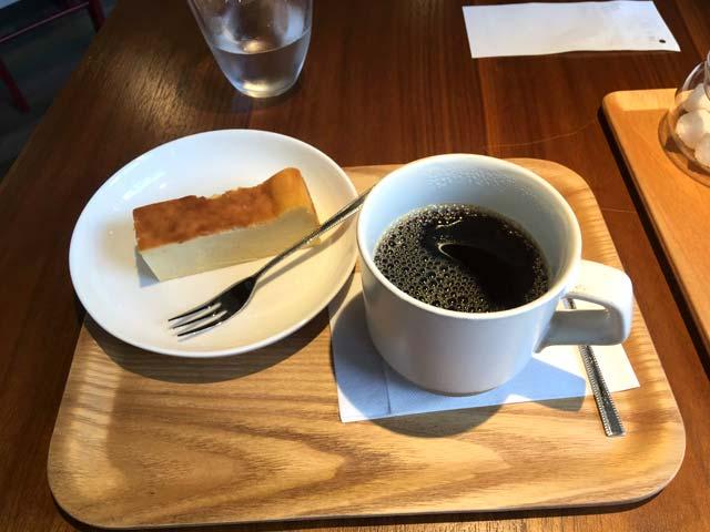 小樽Coffee House CHAFFで飲んだコーヒー