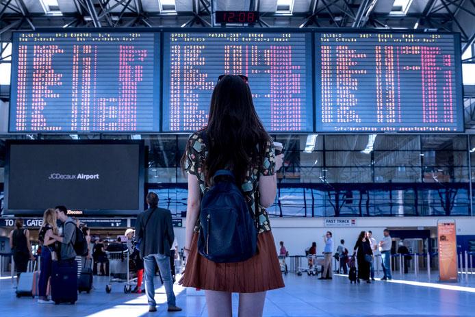 新千歳空港発着の国内線LCC(格安の航空会社)の運行路線